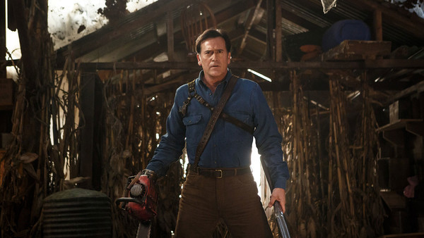 Come and Enjoy One Month FREE Trial for Ash vs Evil Dead on Netflix!