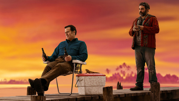 Ash vs Evil Dead Season 1-2: Watch with STARZ, Start Your 7-day FREE Trial